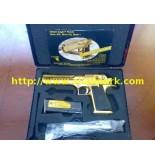 Desert Eagle .50 AE Gold Titanium